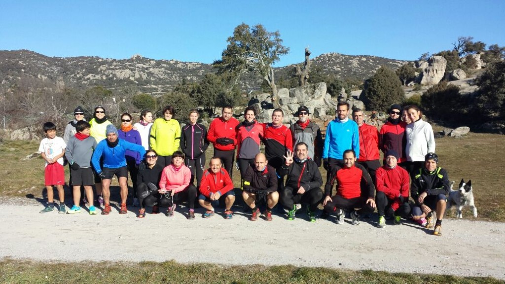 Grupo de Running - ADC Hoyo
