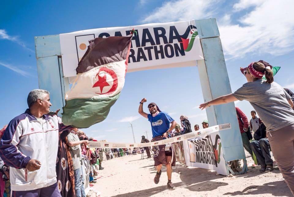 Sahara Marathon 2016 - ADC Hoyo